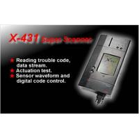 Buy cheap X431 super scanner (x-431 scanner) product