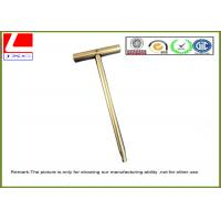 Buy cheap Personalised Stainless Steel Machined Parts Hex Tool , Custom Machining Services For Medical Industry product
