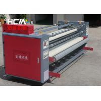 Quality 3.2m Width Large Format Roll To Roll Sublimation Heat Press Machine For Polyester for sale