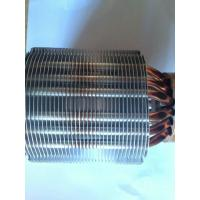 Quality Customized Soldering Aluminum Copper Pipe Heat Sink For Tooling for sale