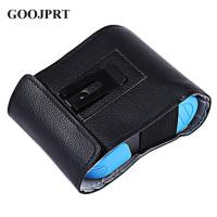Handheld Android Pos Thermal Printer , Bluetooth Receipt Printer Bluetooth / USB for sale