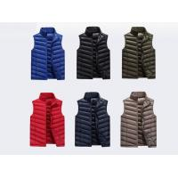 Buy Polyester/ Cotton Work Jackets & Vests For Men Zipper With Twill / Women's Jackets at wholesale prices
