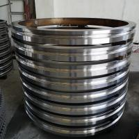 Buy cheap Cat374C excavator swing bearing slewing ring bearing (1800*1347*180mm)for from wholesalers
