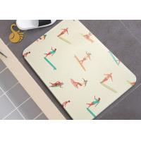 Quality Custom Design Washable Kitchen Rugs Diatomite Water Absorbent Anti Slip Bath Mats for sale