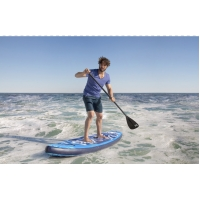 Quality 320 x 81 x 15cm Inflatable Surf SUP for sale