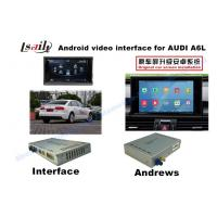 Buy Android 6.0 Audi Multimedia Interface for 2009-2015 A6 with 3GMMI System GPS Navigator at wholesale prices