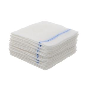 Quality CE Approved Absorbent Gauze Swabs with X-ray Decetable 40S 19*15 for sale