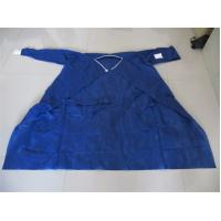 Quality SMS EO Sterile Non Woven Surgical Gown Full Coverage S-5XL Size OEM Available for sale