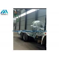 Quality TDX52D TS250 Cold Rolled Galvanized Steel Strip / Galvanised Steel Coil ASTM A653 for sale