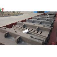 Quality Mn18Cr2 High Manganese Steel AG / SAG Mill Liners For Copper Mine EB865 for sale