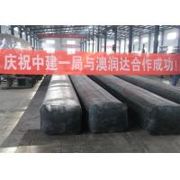 China Customized Sizes Inflatable Rubber Core Mold , Air Lift Bags Saving Materials on sale