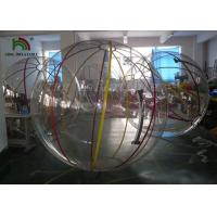 Buy cheap Transparent Inflatable Walk On Water Ball Water Walking Ball Eco - Friend Ball from wholesalers