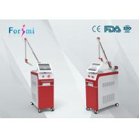 Quality Medical CE acne scar removal tattoo removal Q Switch ND YAG Laser machine for sale
