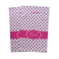 Quality Low moq 10x13in thank you poly bags non-woven printed bags plastic mailbags mailing bags from China for sale