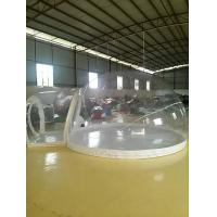 Quality Fireproof Clear PVC Inflatable Indoor Party Tent For Exhibition / School for sale