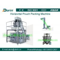 Quality Jinan Automatic Pouch Packing Machine  / Automatic Grocery Packing Machine for sale