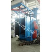 China Hook Type Shot Blasting Machine For Machinery Foundry Forging Steel Industry on sale