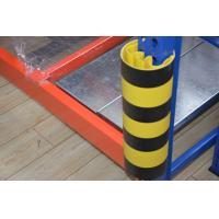 Quality 400mm Height Warehouse Column Protectors  Garage Column Impact Protection for sale