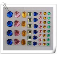 Buy Rhinestone Sticker Sheet at wholesale prices