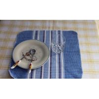 Quality Kitchen Tea Towel  Cotton Grid Cleaning Towels plaid tea towel cover cloth napkin Towel for sale