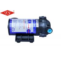 Quality High Efficient Reverse Osmosis Booster Pump 24VDC Type 100G Diaphragm TS-303 for sale