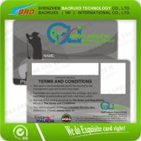 Quality plastic rfid Discount Loyalty Card for sale