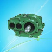 China Cyclinder Gearbox Gear Reducer Ratio 8.53 To 48.57 ZQ250/350/400/500/650/750/850/1000 on sale