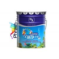 Buy cheap Water Based Diatom Mud Wall Paint Release Anion Purifying Formaldehyde from wholesalers