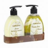 China Bath Set, 250mL Fragrance Bath Cream on sale