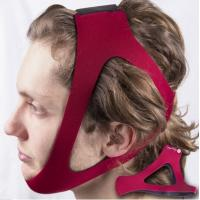 China Professional Stop Snoring Solution Chin Strap Anti Snore Jaw Belt Sleep Support on sale