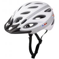 China wholesale OEM custom rechargeable LED LIGHT cycling helmet LED bike helmet on sale