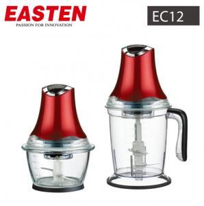 Quality Easten Food Processor/ Mini Food Chopper EC12/ Meat Chopper/ Small Meat Mincer Factory for sale