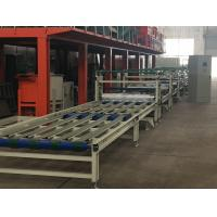 Quality China Advanced technology  fully automatic magnesium oxide board production line for sale