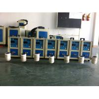 Buy cheap Lower price high quality small induction melting furnace for sale from wholesalers
