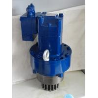 China Low Speed Hydraulic Motor For Wheel Drives , Z3SYH500 Industrial Planetary Gearbox on sale