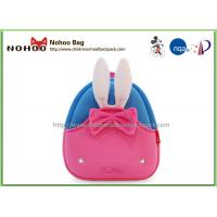 China Children Cute Rabbit Schoolbag Kids Waterproof Backpack Girls School Satchels on sale