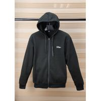 China Full Zipper Mens Fleece Coat Jacket With  lee cooper Logo Mens T/C Fleece on sale