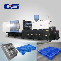 Quality 1280kN Large Injection Molding Machine For Plastic Pallet Making And Manufacturing for sale