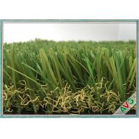 China PU Coating Durable Golf Artificial Grass Rough 11200 Dtex With SGS Approval on sale