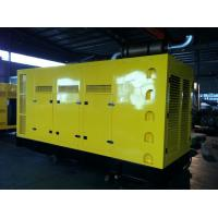 Quality Natural Gas Powered Generators 500KW 3 Phase 4 Lines With Cummins Engine for sale