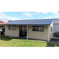 Quality Earthquake Proof Prefabricated House Kits , Low Cost Modular Homes Bungalow / Light Steel Frame for sale