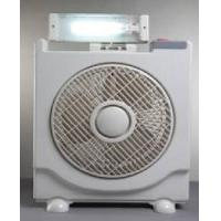 Quality Rechargeable Solar Fan (ST2V10BU) for sale