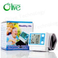 2015 the beset selling cheap one wrist style blood pressure monitor