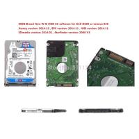 Quality Brand New 500G WD MB Star C3 HDD Software Added W204 And Offline Coding 2014.12 Xentry DAS for sale
