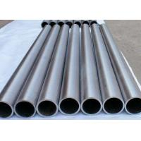 Quality 0.5 - 1.0mm Thickness Welded Titanium Tubing Bright Annealed Finish ASME SB338 for sale