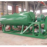 Quality Rotary Horizontal Industrial Stainless steel Vacuum Dryer with mixer paddle for sale