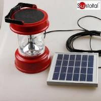 Quality LED Solar Outdoor Camping Lantern (ST303H) for sale