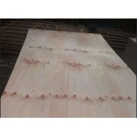 Quality Commercial Knotty Pine Plywood 2 Time Hot Press Premium Quality FSC Approved for sale