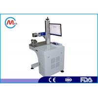 Quality OEM Easily Operating Metal Laser marking  Machine 1064 nm With AutoCAD for sale