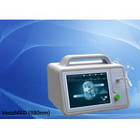 Quality Painless Spider Vein Removal Machine , Diode Cosmetic Laser Equipment for EVLT for sale